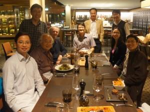 ACML 2013 Dinner